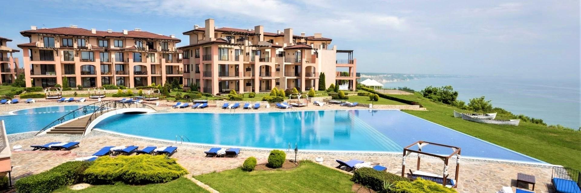 Apartament mobilat cu trei camere in Kaliakria resort