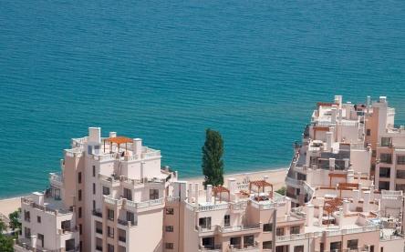 Apartamente la plaja langa Varna