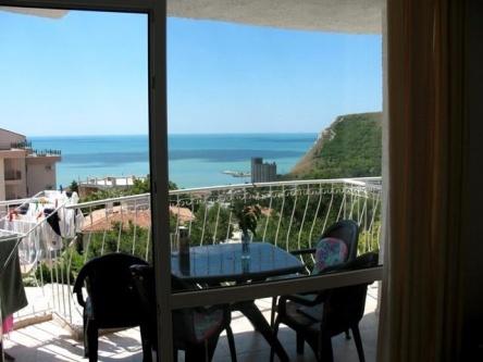 Apartament ieftin cu vedere la mare in Bulgaria