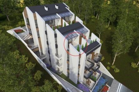 Apartament spatios cu vedere superba langa plaja in Sozopol