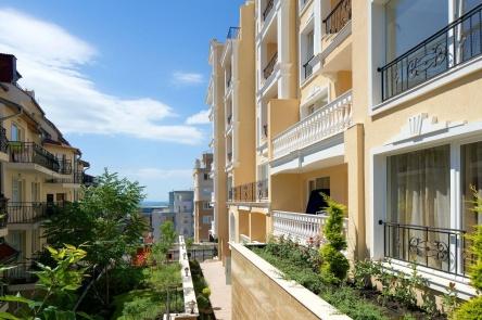 Apartament mobilat cu pret promotional la mare in Bulgaria