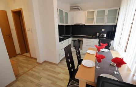 Apartament pentru trai permanent in Sunny Beach