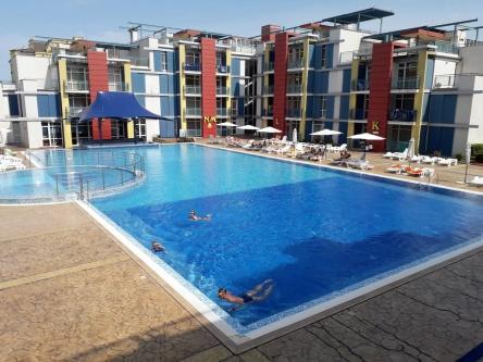 Apartament cu 2 camere in Sunny Beach langa plaja