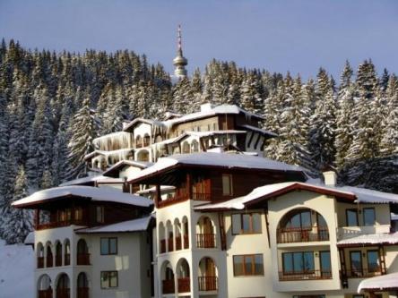 Locuinte langa schi lift in Pamporovo
