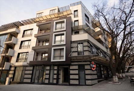 Apartamente in Burgas apropae de parc si mare