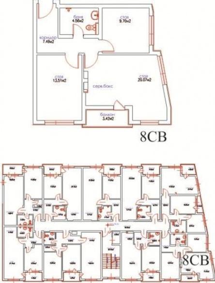 Apartament trei camere de lux langa Varna