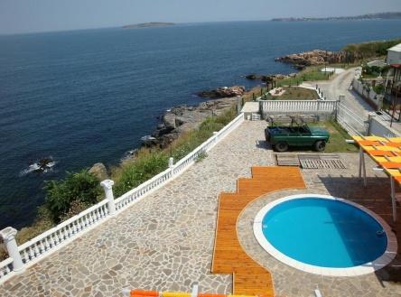 Casa cu vedere la mare langa Sozopol