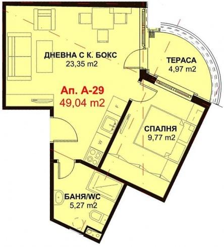 Apartament doua camere lux Nessebar