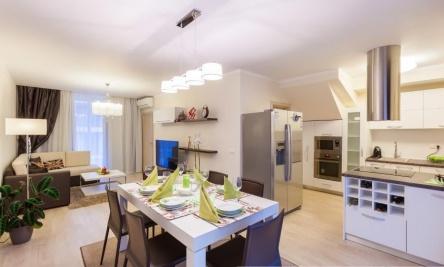 Casa moderna complet mobilata in Burgas