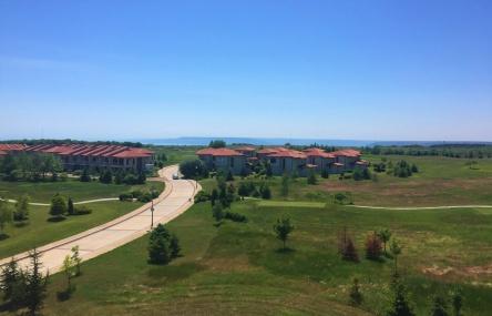 Apartament cu doua dormitoare in Lighthouse Golf Resort