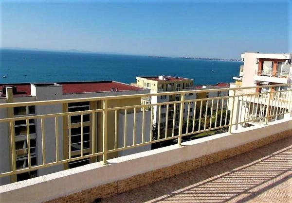 Apartament cu vedere la mare in Sf. Vlas - Elenite