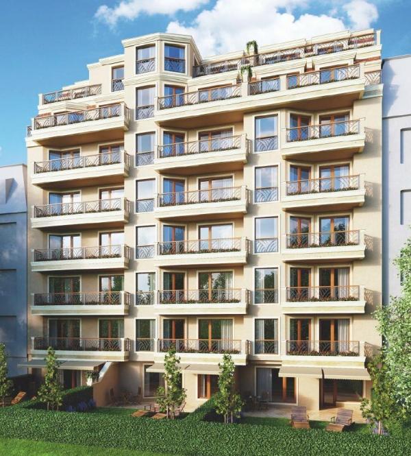 Apartamente noi in centrul orasului Sofia