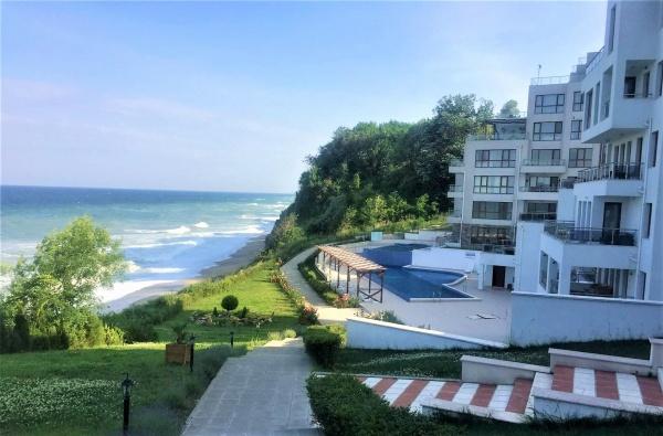 Apartamente de lux la plaja in Byala