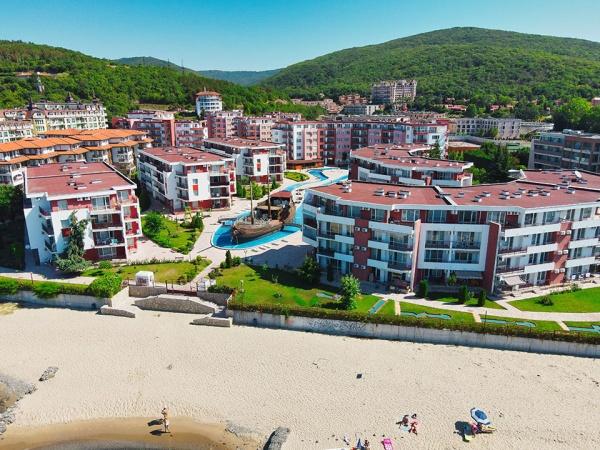 Apartamente la plaja Elenite Bulgaria