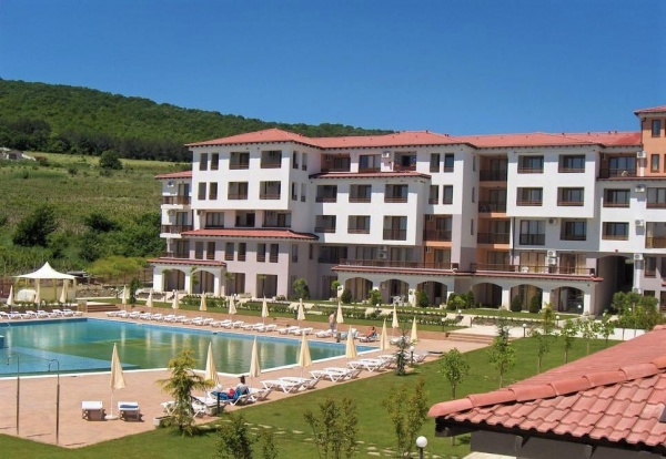 Harmony Hills apartament de vanzare langa Albena