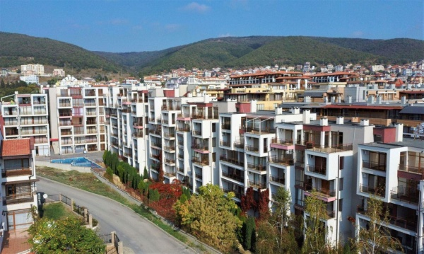 Apartamente de lux in Sf Vlas cu plata in rate