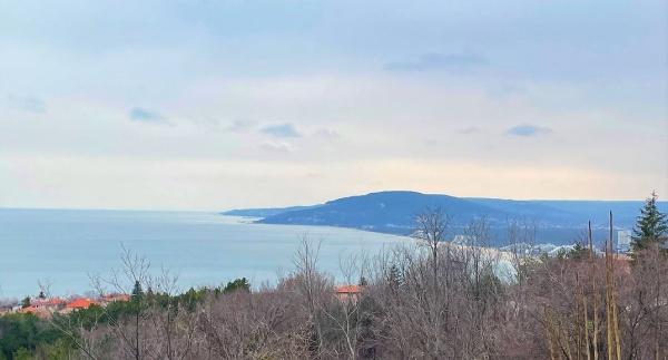Teren de vanzare in zona Albena - Balchik cu vedere la mare