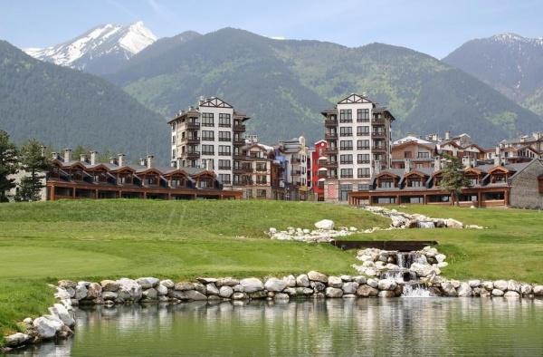 De vanzare apartamente de schi, golf si SPA in Pirin Golf Country Club