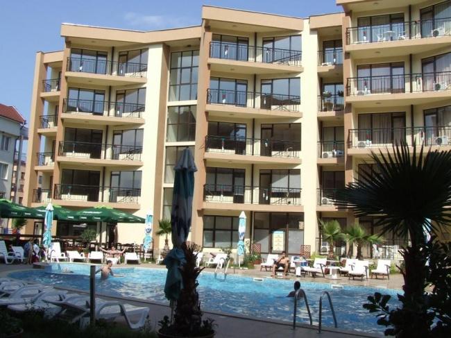Apartamente in Sunny Beach