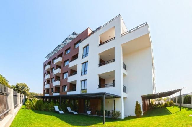 Apartamente in cartierul Sarafovo, Burgas