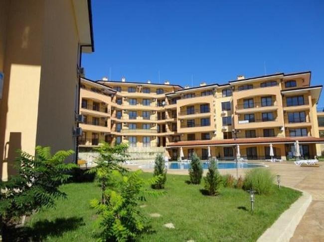Apartamente de vacanta in prima linie la plaja in Sf. Vlas