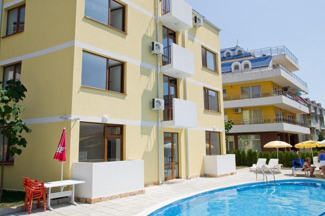 Apartament ieftin de vanzare langa Nesebar
