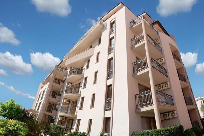 Apartamente langa parc in Sunny Beach