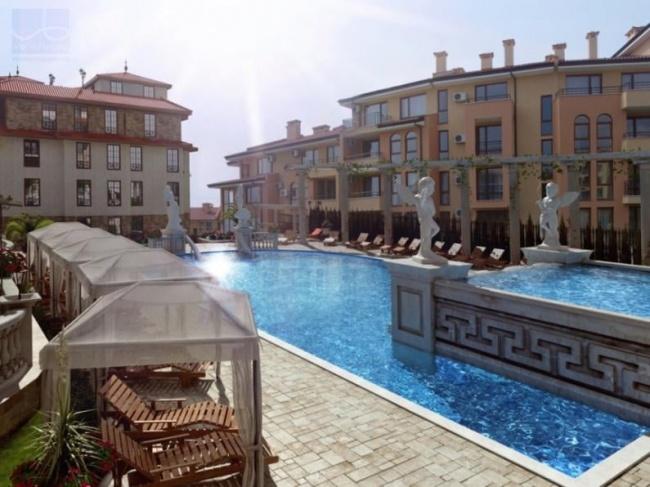 Apartamente de lux in Sf. Vlas