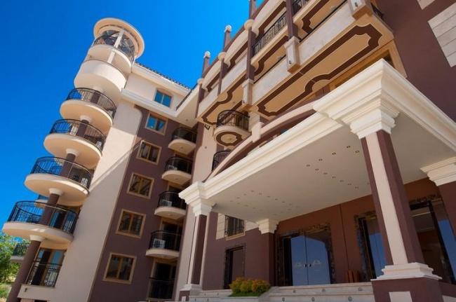 Apartamente in prima linie in Sunny Beach