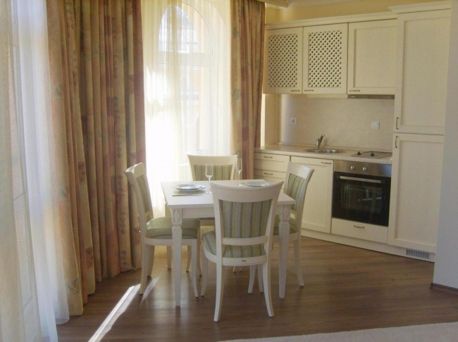 Apartamente de tip boutique in Sozopol