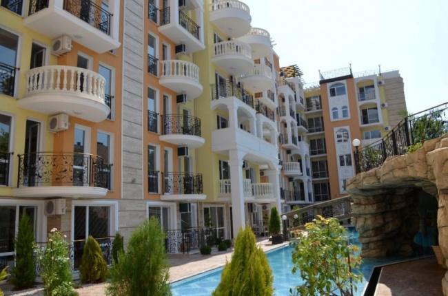 Apartamente moderne cu SPA in Sunny Beach