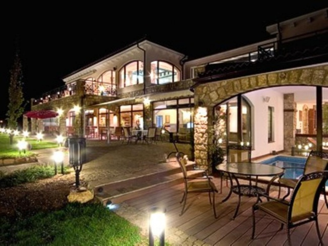Vile de lux in Black Sea Rama Golf club