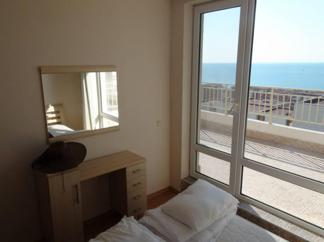 Apartament cu vedere la mare in Sf. Vlas - Elenite
