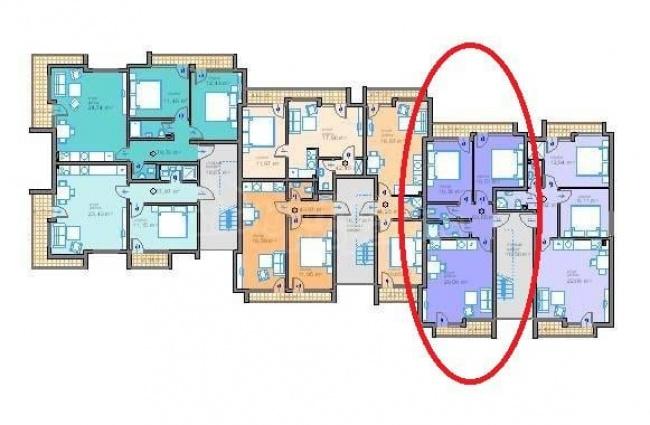 Apartament ieftin in Nessebar langa plaja