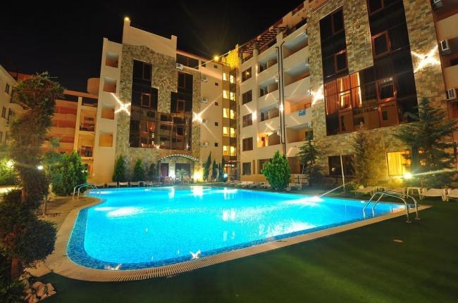 Apartament cu 3 camere in Sunny Beach