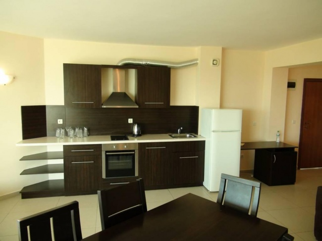 Penthouse in absoluta prima linie la mare in Balchik