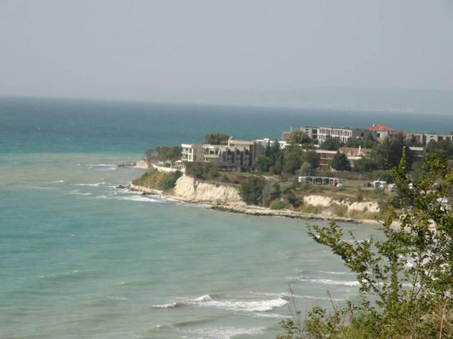 Penthouse in absoluta prima linie la mare in Balchik