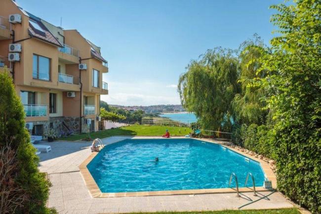 Apartament in prima linie la mare in Sozopol