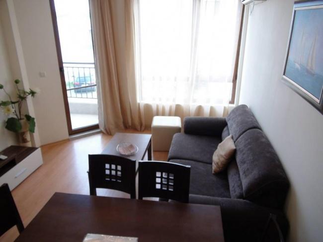 Apartament cu vedere la mare in Byala, langa plaja