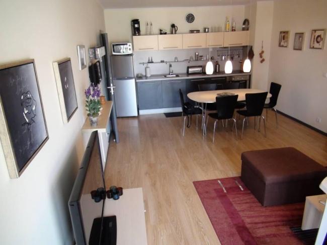 Apartament in prima linie la mare Byala
