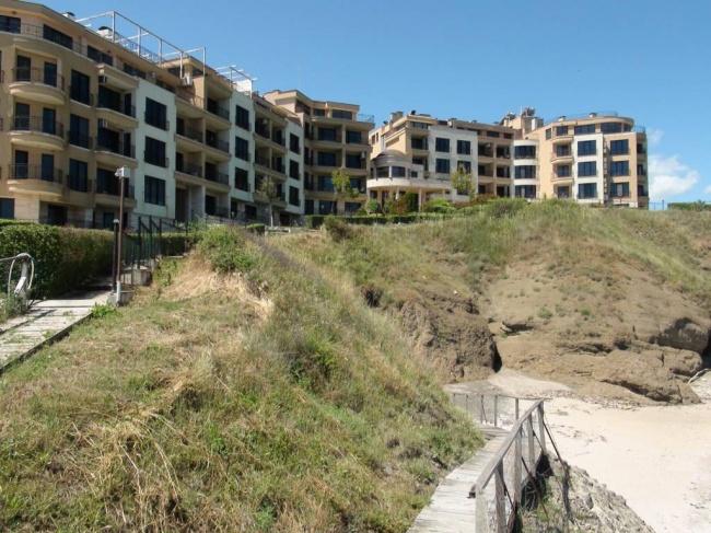 Apartament mobilat in prima linie in Lozenets