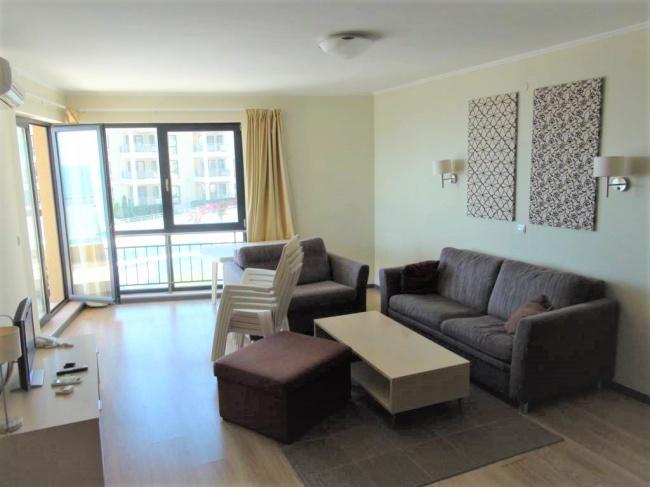 Vanzare apartament in prima linie la mare in Bulgaria