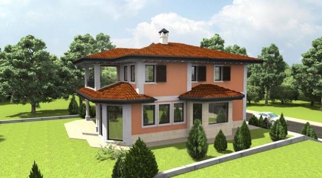 Casa noua langa Varna si Kamchia - satul Bliznatsi