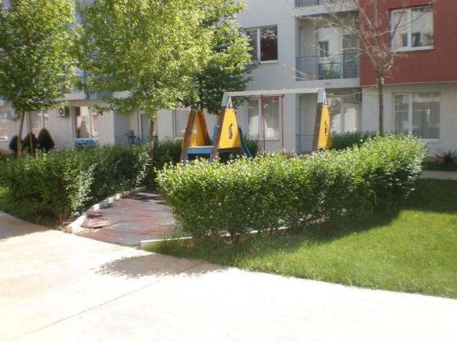 Apartament ieftin cu 3 camere in Sunny Beach