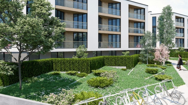 Apartamente in rate in Burgas, Sarafovo