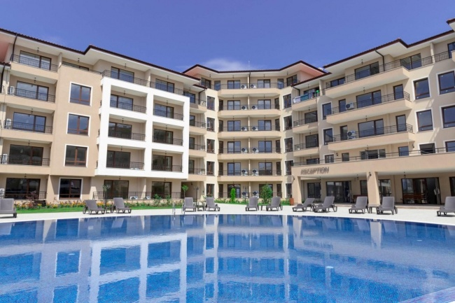 Apartamente cu plata in rate in Sf. Vlas