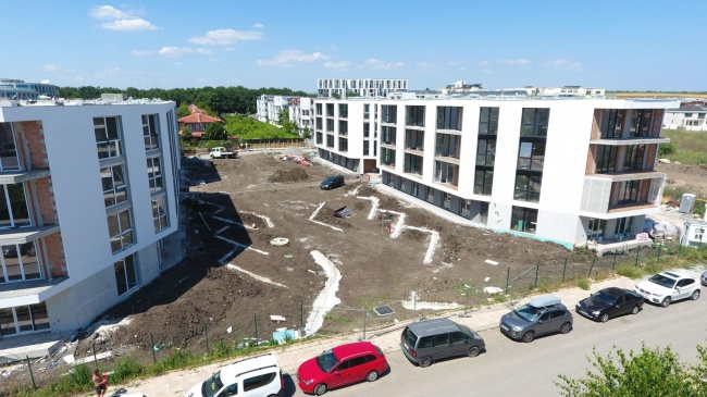 Apartamente in Burgas, Sarafovo
