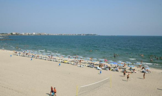 Sunset Resort Pomorie - apartamente in prima linie la mare