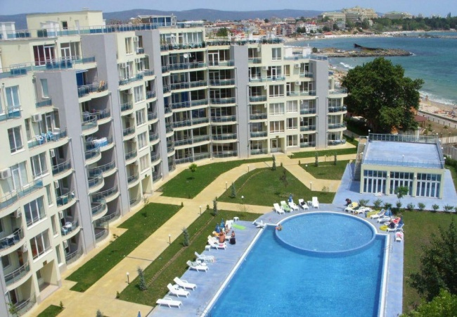 Apartament cu 3 camere la plaja in Ravda, Bulgaria