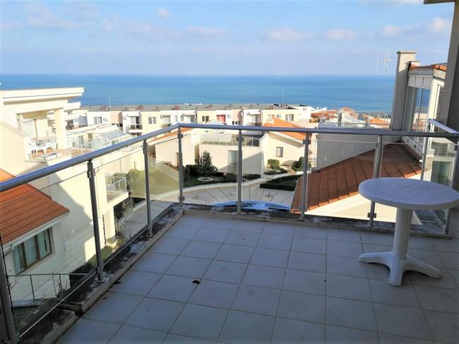 Apartament in prima linie la mare in Obzor